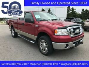 2007 Ford F-150 XTR | One Owner | Bedliner | Local Trade