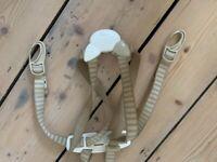 Stokke Tripp Trapp Highchair Harness, Beige