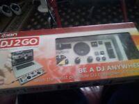 dj2go learners dj mixer
