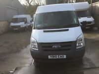 FORD TRANSIT MWB FRIDGE VAN.2010.ONE OWNER.CHOICE OF 4 VANS.