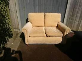 John Lewis small two seater sofa