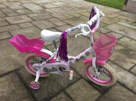 Children's Bike with stabilisers