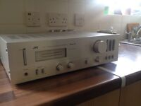 Classic Vintage JVC Amplifier in full working order and Very good condition. Amp