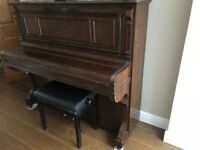 Free Piano with stool