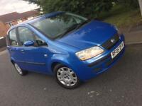 2005 Fiat Idea 1.3 Diesel New Mot Bargain!!