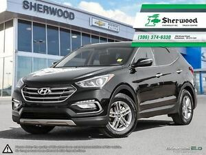 2017 Hyundai Santa Fe Sport Leather & Panoramic Roof!!
