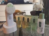 Clinique Cleansing Brush plus Products
