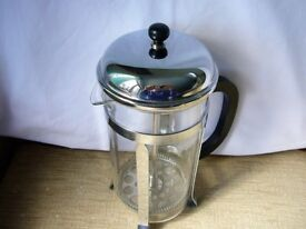 Large Glass Cafetiere