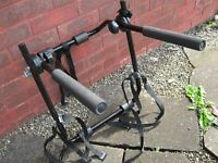 BIKE/CYCLE,CARRIER/RACK FOR 2 BIKES, It is in Very good used condition. quick and easy to fit.