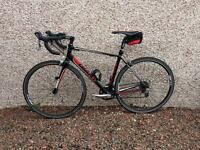 Giant defy 2 (2012) road bike for sale.