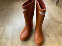 Hunter Wellies (brand new) UK Size 1