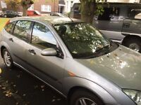 Mot'd and Taxed Ford Focus 80,000 miles
