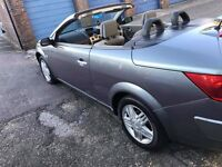 Renault Megane 1.9 DCI Convertible. Only 3 keepers. Very good car
