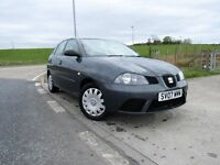 SEAT IBIZA 1.2 REFERENCE 12V 5d 69 BHP 6 Month RAC Parst & Labour Warranty