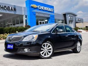 2014 Buick Verano Premium package, Navi, Sunroof, 2.0L engine