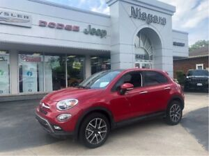 2017 Fiat 500X | TREKKING | LTHR | AWD | BACKUP CAM | AUTO START