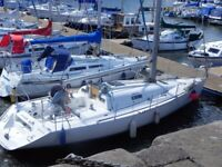 Used, Beneteau First Class Europe 36 Yacht for sale  Dundee