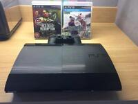 *****SOLD*****PS3 Slim + wireless controller, Red Dead Redemption & Tiger Woods PGA Tour 13. £50ono