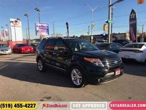 2012 Ford Explorer Limited | NAV | DVD | LEATHER | ROOF | 7PASS