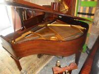 baby grand piano by cramar