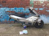 Gilera Runner 50 125 172 Conversion Project