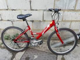 Girls Bicycle 24inch wheels