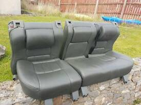 Volvo 740/940 rear seats
