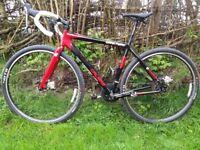 Calibre Dark Peak Gravel / Adventure Bike - Size Small 50cm