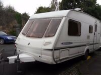 Abbey Freestyle Four Berth Touring Caravan