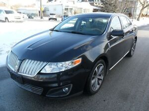 2009 Lincoln MKS NAV, PANROOF, LEATHER, NO ACCIDENTS
