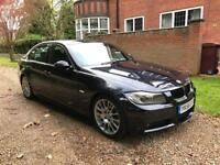 Bmw 320d Business Edition M Sport 58 Plate, 6 Speed Manual, New Clutch & Flywheel, Sat Nav