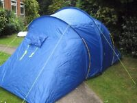 Four Man Tent Ony Used Once