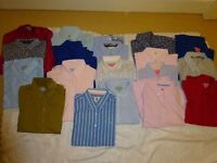 Bundle of Coloured Blouses - Size 14