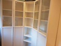 IKEA Billy bookcase combination white