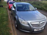 Vauxhall insignia 2010 spares repair suspected starter motor