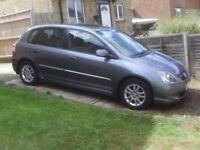 honda civic 1.6 petrol new mot , 2004 excellent condition full service history