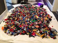 LEGO 18kg / 39.7lbs loose new Lego