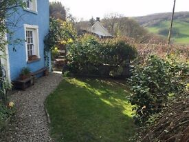 chapel cottage two bed rural location, biomass heating