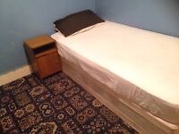 Single bed room available