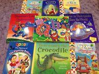 Pre school books wallington