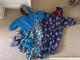 Baby/kids ski clothes