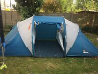 4 people tunnel tent