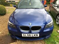 HI I SELLING MY BMW 530d. Its STARTS DRIVES AS IT SHOULD WIYH REAL SMOOTH RIDE for sale  Northampton, Northamptonshire