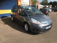 2010 Citroen grand Picasso 7 seater auto 1.6 hdi 12 months mot/3 months parts and labour warranty