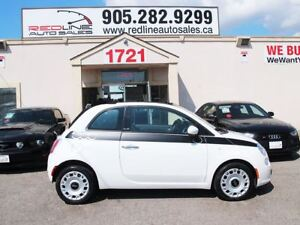 2012 Fiat 500C Convertible, WE APPROVE ALL CREDIT