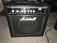 Marshall MB15 bass amp
