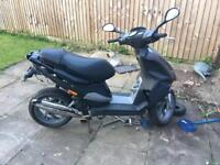Piaggio nrg 50cc SPAIRS AND REPAIR