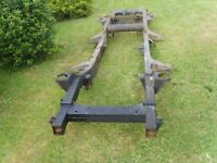 Landrover Discovery Chassis (No Rot)