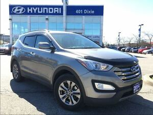 2014 Hyundai Santa Fe Sport PREM AWD|ALLOYS|PARKING SENSORS|HTD