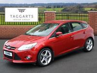 Ford Focus TITANIUM X TDCI (red) 2011-04-18